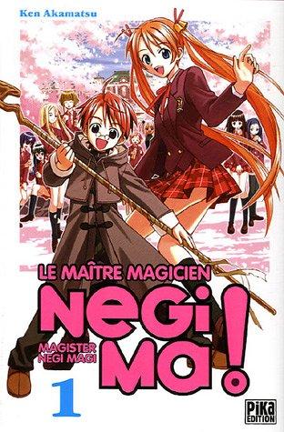 Le Maître magicien Negima ! (1) : Tome 1