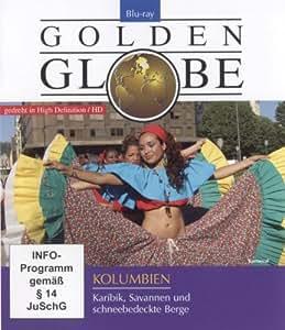 Kolumbien - Golden Globe [Blu-ray]