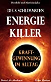 Die 8 schlimmsten Energiekiller (Reihe Klartext 1)