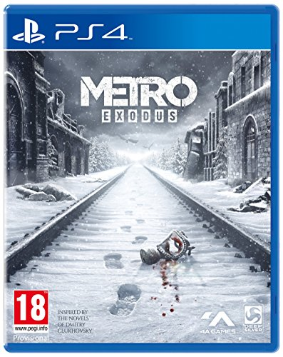 Metro Exodus (PS4) Best Price and Cheapest