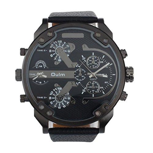 tonsee-luxus-militar-armee-dual-zeit-quarz-grosse-dial-armbanduhr-oulm-schwarz