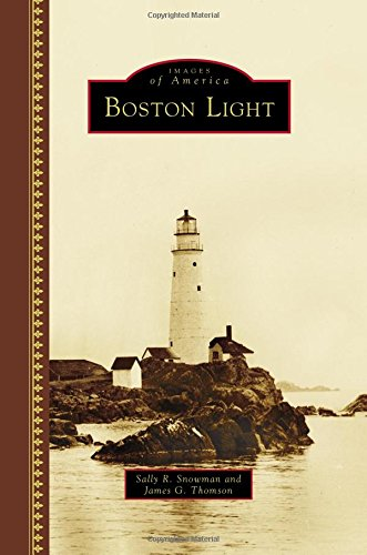 Boston City Lights (Boston Light (Images of America))