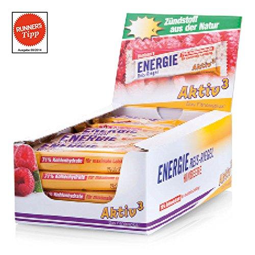Energie Reis-Riegel Himbeere Aktiv3 20er-Pack