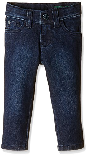 United Colors of Benetton Baby Boys' Jeans (16P4DENC0106I901_Dark Blue_1Y)