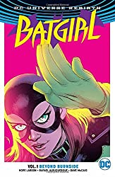 Batgirl TP Vol 1 Beyond Burnside (Rebirth)