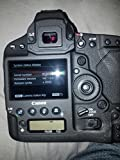Canon EOS-1D X Mark II Digital SLR Kamera Body (International Modell) Ohne Garantie