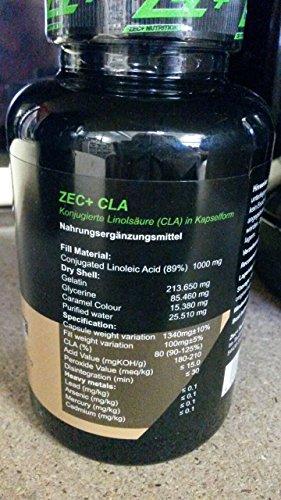 Zec+ Nutrition CLA Kapseln