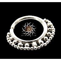 anillo de nariz de plata - anillo de nariz de la India - anillo de la nariz tribal - nariz de la joyería - perforación de la nariz - anillo de la nariz pequeña - nariz joyas - anillo de la nariz - joyas piercing