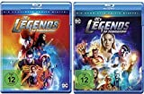 DC's Legends of Tomorrow Staffel 2+3 DC Serie [Blu-ray Set]