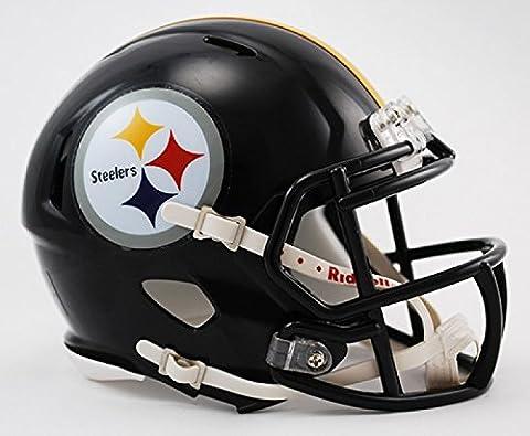 Pittsburgh Steelers Riddell Replica Mini Speed Helm