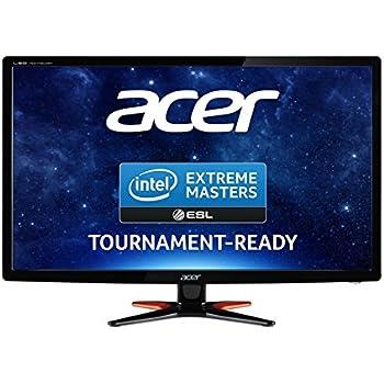 "Acer GN246HLB - Monitor LED de 24"" (1920 x 1080, 144 Hz, 1 ms, DVI, HDMI), negro"