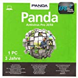 PANDA AntiVirus Pro 2014 1 PC 3 Jahre Vollversion EFS