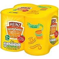 Heinz Spaghetti In Tomatensoße 4 x 400 g