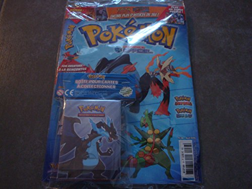 POKEMON LE MAG OFFICIEL N°38 !!