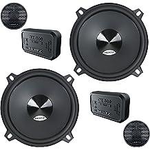 negro Altavoces coaxiales para coche Hertz DCX165.3