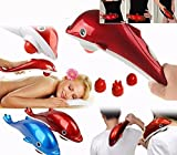 #4: Siddhi Collection Dolphin Body Massager,Infrared Massager