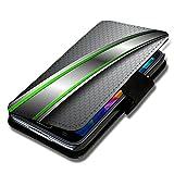 Book Style Flip Handy Tasche Case Schutz Hülle Schale Motiv Foto Etui für Wiko WAX - A46 Design10
