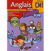 Anglais CM1 : 9-10 Ans (1CD audio)