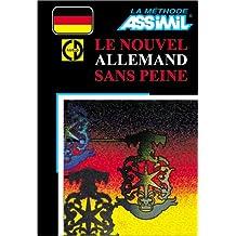 Le Nouvel Allemand sans peine (1 livre + coffret de 4 CD)