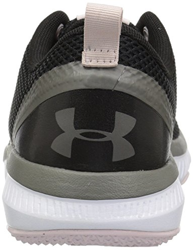 Under Armour UA W Press 2, Scarpe da Fitness Donna Nero (Black)