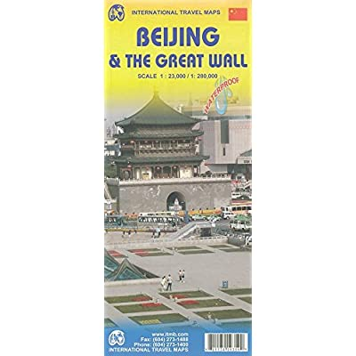 BEIJING AND THE GREAT WALL WATERPROOF