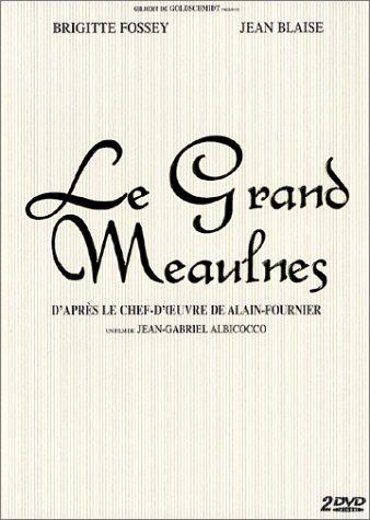 Bild von Le Grand Meaulnes / La Fille aux yeux d'or - Coffret 2 DVD