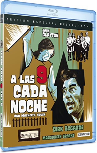 A las Nueve Cada Noche  BD 1967 Our Mother's House [Blu-ray] 51V1QoWGgrL