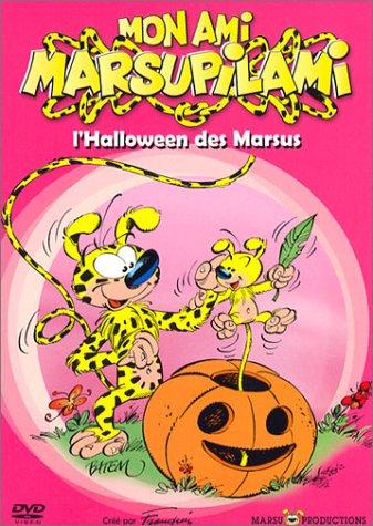 Mon ami Marsupilami : L'Halloween des Marsus [FR Import] (Anime Dessin Lhalloween)