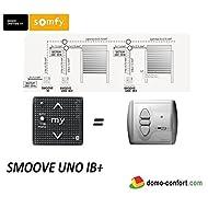 Somfy-comando SMOOVE UNO IB Black 1811205 Somfy-Shine