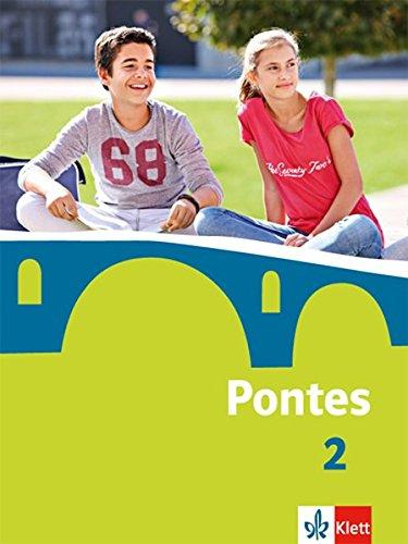 Pontes 2: Schülerbuch 2. Lernjahr (Pontes. Ausgabe ab 2014)