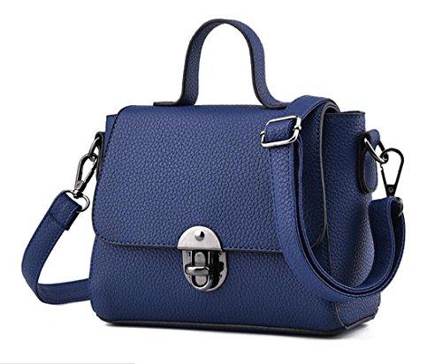 XibeiTrade - Sacchetto Ragazza donna Dark Blue