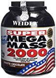 Weider Weight Gainer Mega Mass 2000 Complément alimentaire Chocolat 3000 g