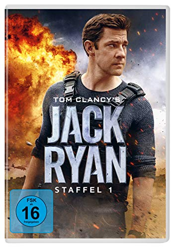 Tom Clancy's Jack Ryan - Staffel 1 [3 DVDs] -