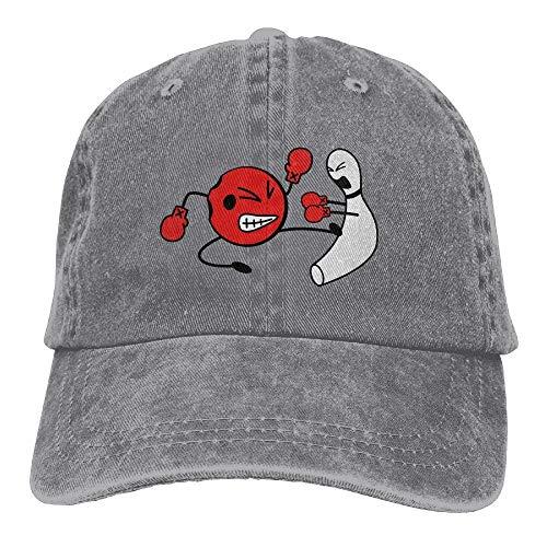 ingshihuainingxiancijies Kung Fu Bowling Denimhutes Adjustable Männer Tactical Baseball Caps