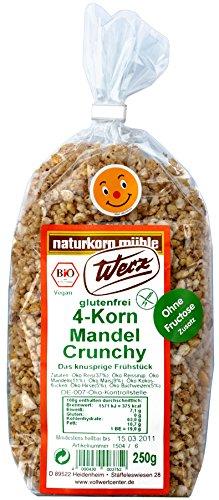 Werz-4-Korn-Vollkorn-Mandel-Crunchy-glutenfrei