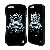 Head Case Designs Officiel Supernatural Saving People Logo Vecteurs Coque Hybride Compatible avec iPhone 6 Plus/iPhone 6s Plus