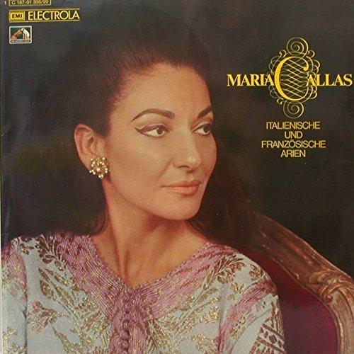 Maria Callas - Italienische Und Französische Arien - EMI Electrola - C 187-01 398/99