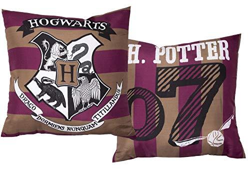 Halantex Quidditch Cojin Almohada Número 07 Cresta