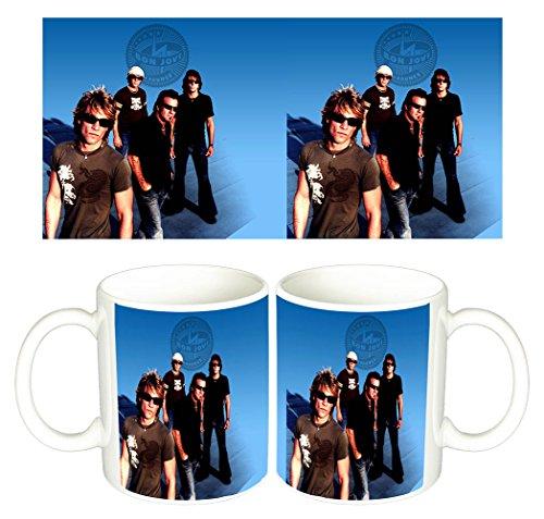 Bon Jovi Bounce Tasse Mug