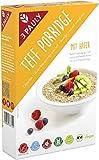 3 PAULY Teff Porridge mit Hafer glutenfrei Bio, 6er Pack (6 x 250 g)