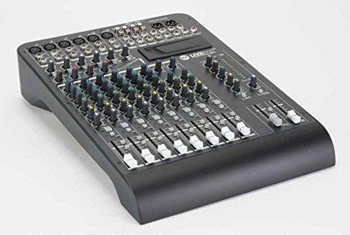 RCF L de pad12C 12canales mesa de mezclas con compresor
