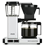 Moccamaster 59623 Kaffeemaschinen, weiß