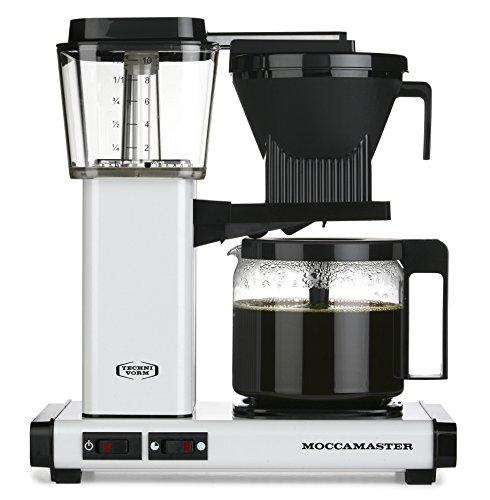 Moccamaster 59623 Kaffeemaschinen, weiß -