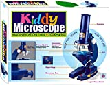 Bonkerz Educational Kiddy Microscope Including 3 Magnificiant Lenses Science and Learning Toys For