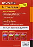 Image de Bescherelle Le vocabulaire pour tous: Ouvrage de référence sur le lexique français