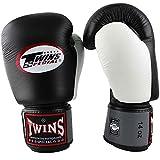 Twins Special Boxhandschuhe, BGVL-4, schwarz-grau
