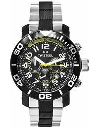 Tw Steel TW71 - Reloj para hombre, color blanco / gris