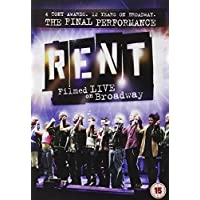 Rent - Musical Filmed Live On Broadway