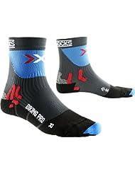 X-Socks Herren Biking Pro Radstrumpf