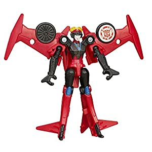 Transformers : Robots in Disguise – Windblade – Figurine Transformable 8 cm